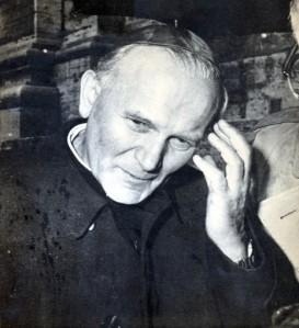 Cardenal Wojtyla