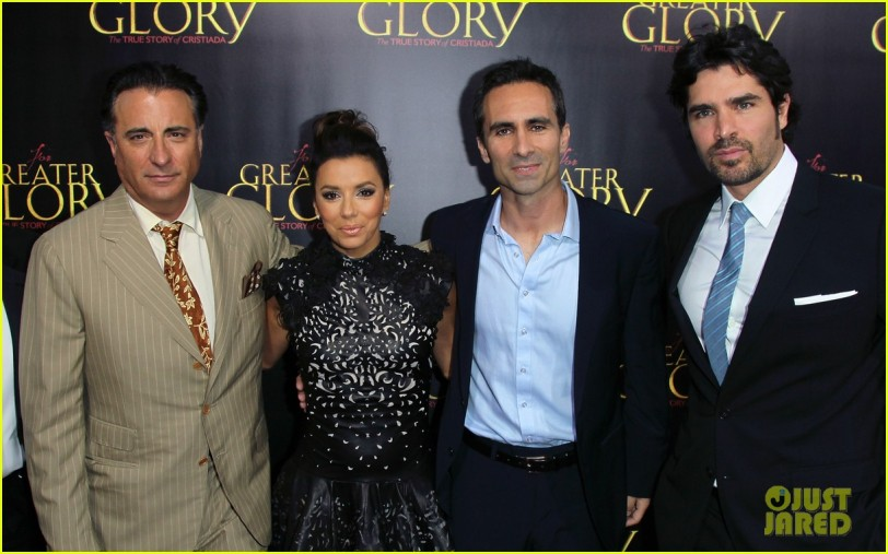 "Premiere Of ARC Entertainment's ""For Greater Glory"" - Arrivals"
