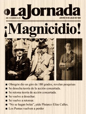 LA JORNADA de 1928